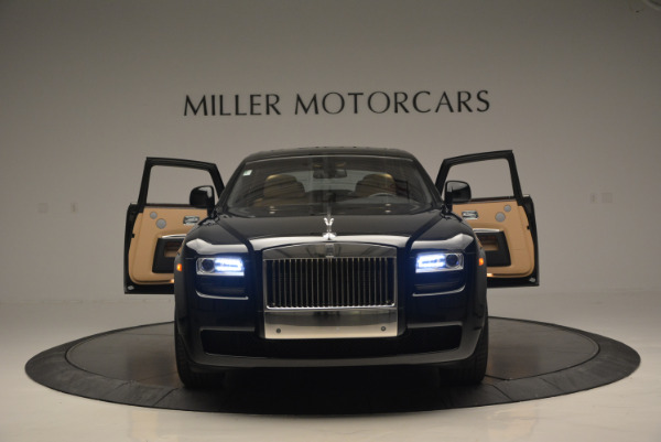 Used 2011 Rolls-Royce Ghost for sale Sold at Alfa Romeo of Greenwich in Greenwich CT 06830 14