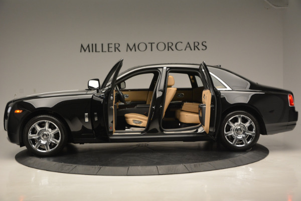 Used 2011 Rolls-Royce Ghost for sale Sold at Alfa Romeo of Greenwich in Greenwich CT 06830 15