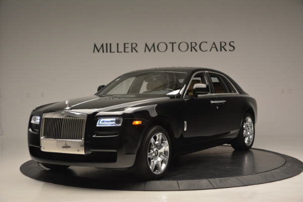 Used 2011 Rolls-Royce Ghost for sale Sold at Alfa Romeo of Greenwich in Greenwich CT 06830 2