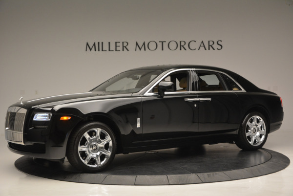 Used 2011 Rolls-Royce Ghost for sale Sold at Alfa Romeo of Greenwich in Greenwich CT 06830 3