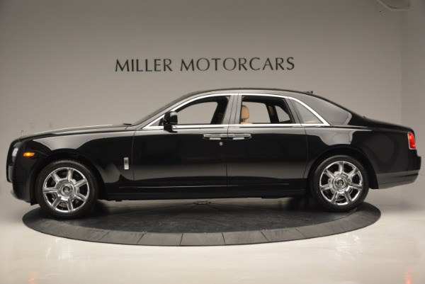 Used 2011 Rolls-Royce Ghost for sale Sold at Alfa Romeo of Greenwich in Greenwich CT 06830 4