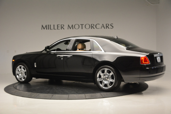 Used 2011 Rolls-Royce Ghost for sale Sold at Alfa Romeo of Greenwich in Greenwich CT 06830 5