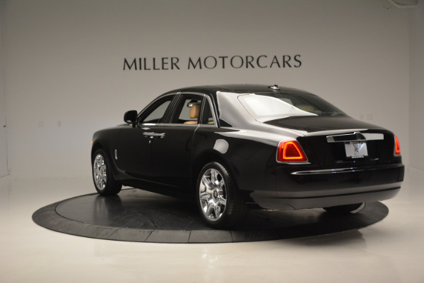 Used 2011 Rolls-Royce Ghost for sale Sold at Alfa Romeo of Greenwich in Greenwich CT 06830 6