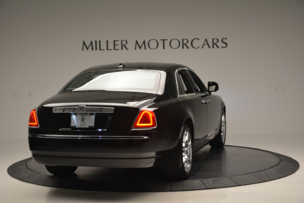 Used 2011 Rolls-Royce Ghost for sale Sold at Alfa Romeo of Greenwich in Greenwich CT 06830 8