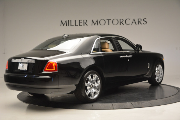 Used 2011 Rolls-Royce Ghost for sale Sold at Alfa Romeo of Greenwich in Greenwich CT 06830 9