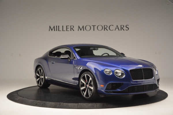 Used 2017 Bentley Continental GT V8 S for sale Sold at Alfa Romeo of Greenwich in Greenwich CT 06830 11