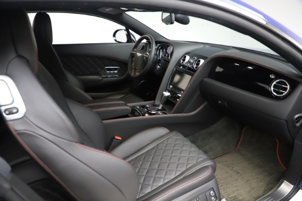 Used 2017 Bentley Continental GT V8 S for sale Sold at Alfa Romeo of Greenwich in Greenwich CT 06830 20