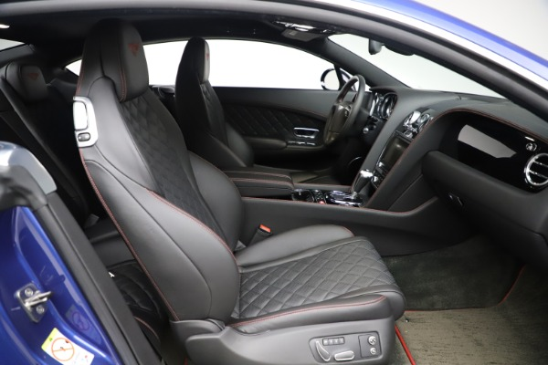Used 2017 Bentley Continental GT V8 S for sale Sold at Alfa Romeo of Greenwich in Greenwich CT 06830 21