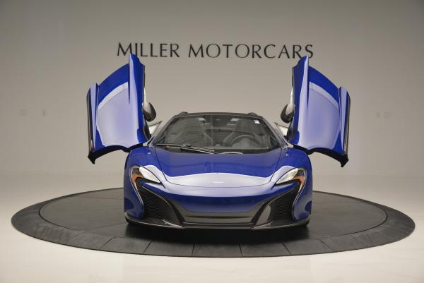 Used 2016 McLaren 650S Spider for sale Sold at Alfa Romeo of Greenwich in Greenwich CT 06830 20