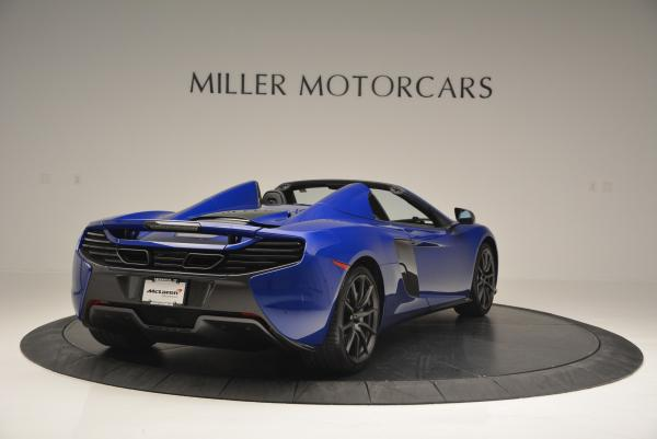 Used 2016 McLaren 650S Spider for sale Sold at Alfa Romeo of Greenwich in Greenwich CT 06830 7