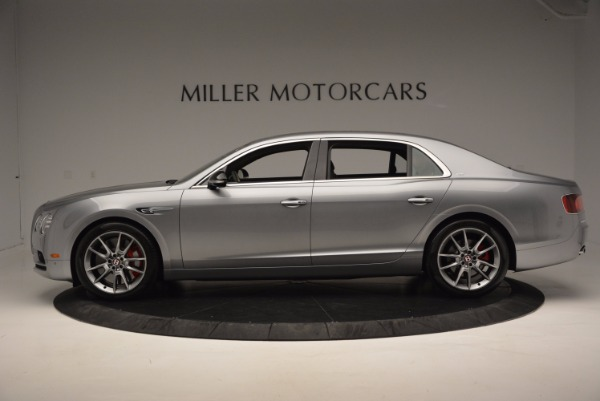 New 2017 Bentley Flying Spur V8 S for sale Sold at Alfa Romeo of Greenwich in Greenwich CT 06830 4