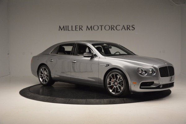 New 2017 Bentley Flying Spur V8 S for sale Sold at Alfa Romeo of Greenwich in Greenwich CT 06830 9