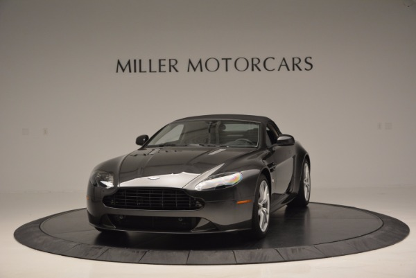 Used 2016 Aston Martin V8 Vantage S Roadster for sale Sold at Alfa Romeo of Greenwich in Greenwich CT 06830 13