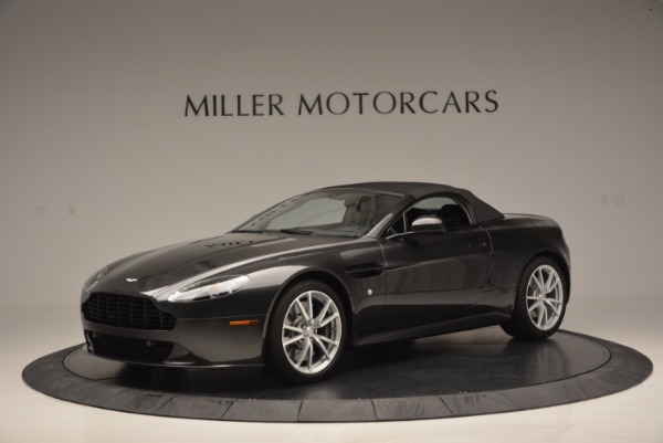Used 2016 Aston Martin V8 Vantage S Roadster for sale Sold at Alfa Romeo of Greenwich in Greenwich CT 06830 14