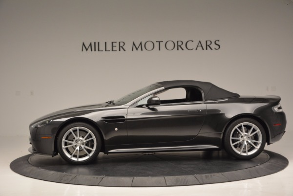 Used 2016 Aston Martin V8 Vantage S Roadster for sale Sold at Alfa Romeo of Greenwich in Greenwich CT 06830 15