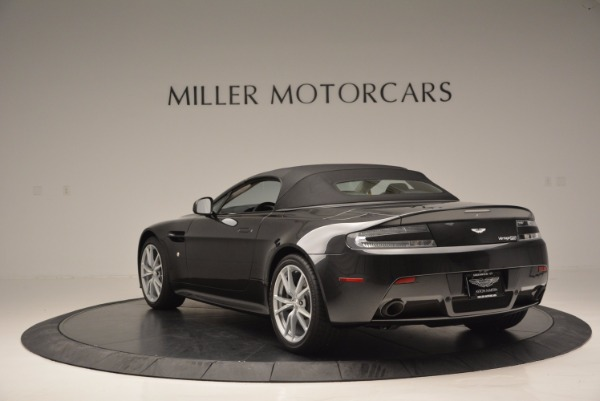 Used 2016 Aston Martin V8 Vantage S Roadster for sale Sold at Alfa Romeo of Greenwich in Greenwich CT 06830 17