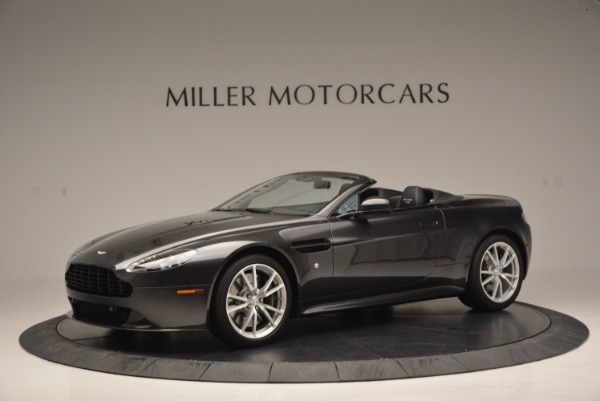 Used 2016 Aston Martin V8 Vantage S Roadster for sale Sold at Alfa Romeo of Greenwich in Greenwich CT 06830 2