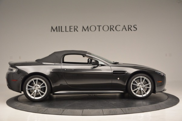 Used 2016 Aston Martin V8 Vantage S Roadster for sale Sold at Alfa Romeo of Greenwich in Greenwich CT 06830 21