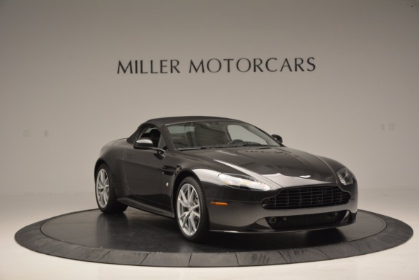 Used 2016 Aston Martin V8 Vantage S Roadster for sale Sold at Alfa Romeo of Greenwich in Greenwich CT 06830 23