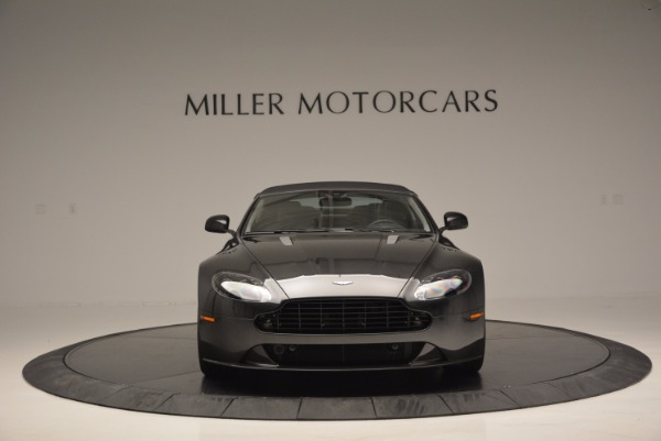 Used 2016 Aston Martin V8 Vantage S Roadster for sale Sold at Alfa Romeo of Greenwich in Greenwich CT 06830 24