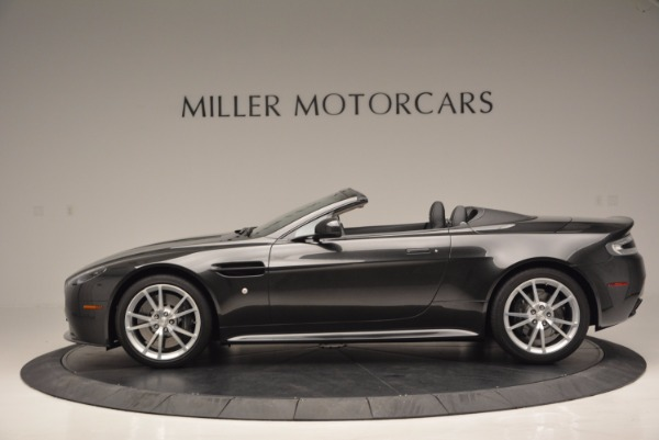 Used 2016 Aston Martin V8 Vantage S Roadster for sale Sold at Alfa Romeo of Greenwich in Greenwich CT 06830 3