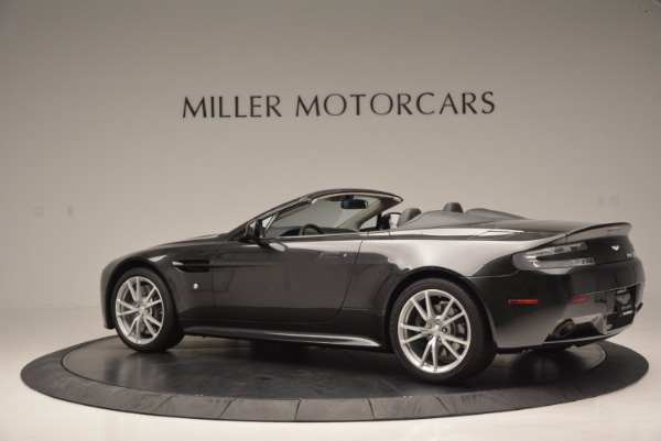 Used 2016 Aston Martin V8 Vantage S Roadster for sale Sold at Alfa Romeo of Greenwich in Greenwich CT 06830 4