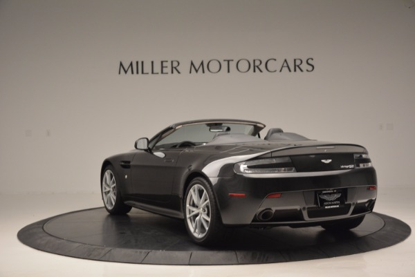 Used 2016 Aston Martin V8 Vantage S Roadster for sale Sold at Alfa Romeo of Greenwich in Greenwich CT 06830 5