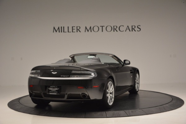 Used 2016 Aston Martin V8 Vantage S Roadster for sale Sold at Alfa Romeo of Greenwich in Greenwich CT 06830 6