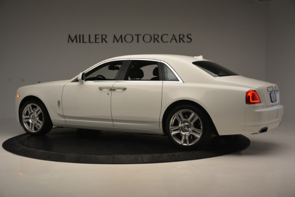 Used 2016 Rolls-Royce Ghost Series II for sale Sold at Alfa Romeo of Greenwich in Greenwich CT 06830 5