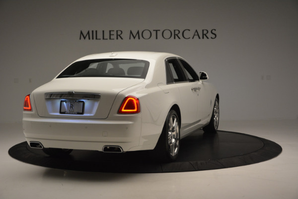 Used 2016 Rolls-Royce Ghost Series II for sale Sold at Alfa Romeo of Greenwich in Greenwich CT 06830 8
