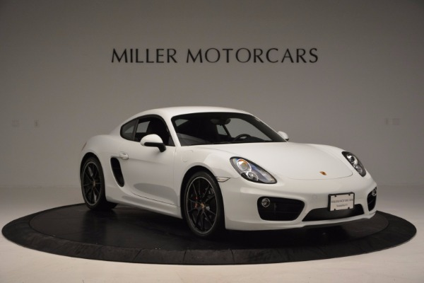 Used 2014 Porsche Cayman S for sale Sold at Alfa Romeo of Greenwich in Greenwich CT 06830 11