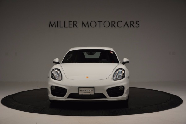Used 2014 Porsche Cayman S for sale Sold at Alfa Romeo of Greenwich in Greenwich CT 06830 12