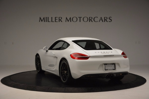 Used 2014 Porsche Cayman S for sale Sold at Alfa Romeo of Greenwich in Greenwich CT 06830 5