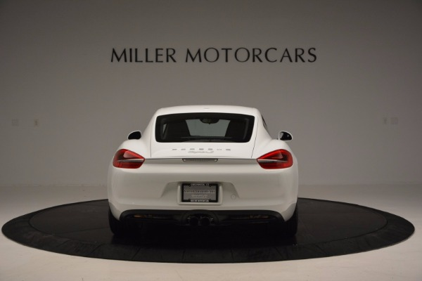 Used 2014 Porsche Cayman S for sale Sold at Alfa Romeo of Greenwich in Greenwich CT 06830 6