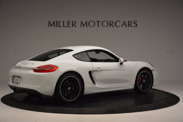 Used 2014 Porsche Cayman S for sale Sold at Alfa Romeo of Greenwich in Greenwich CT 06830 8