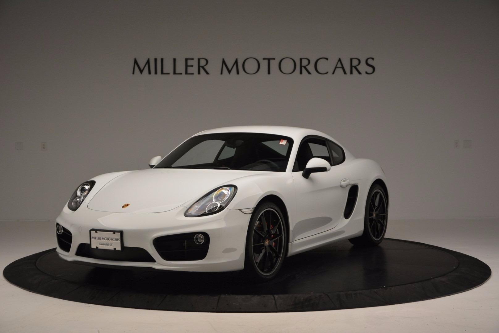 Used 2014 Porsche Cayman S for sale Sold at Alfa Romeo of Greenwich in Greenwich CT 06830 1