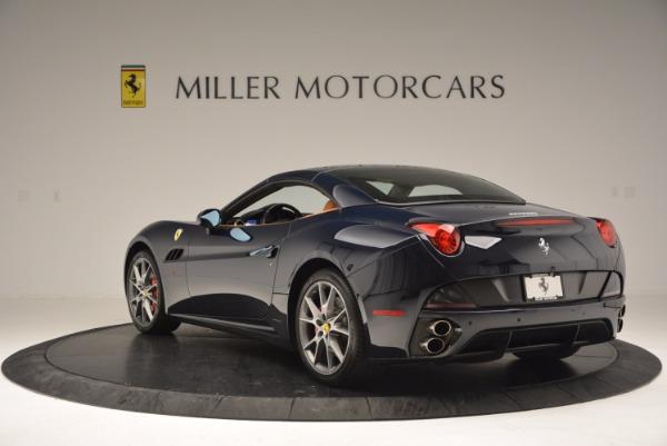 Used 2010 Ferrari California for sale Sold at Alfa Romeo of Greenwich in Greenwich CT 06830 17