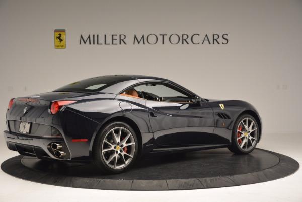 Used 2010 Ferrari California for sale Sold at Alfa Romeo of Greenwich in Greenwich CT 06830 20