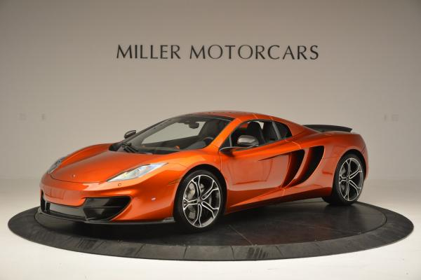 Used 2013 McLaren MP4-12C Base for sale Sold at Alfa Romeo of Greenwich in Greenwich CT 06830 13