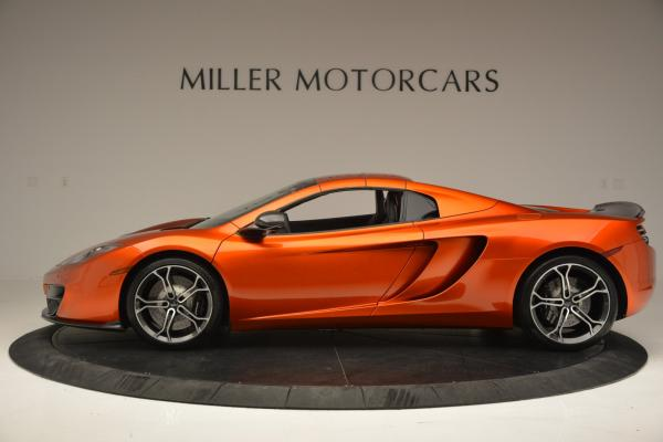 Used 2013 McLaren MP4-12C Base for sale Sold at Alfa Romeo of Greenwich in Greenwich CT 06830 14