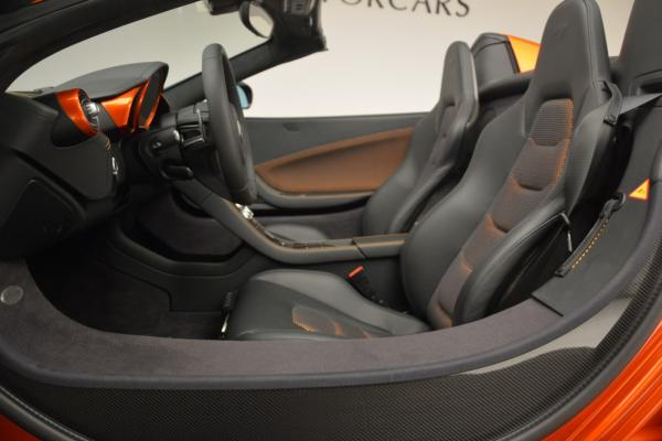 Used 2013 McLaren MP4-12C Base for sale Sold at Alfa Romeo of Greenwich in Greenwich CT 06830 21