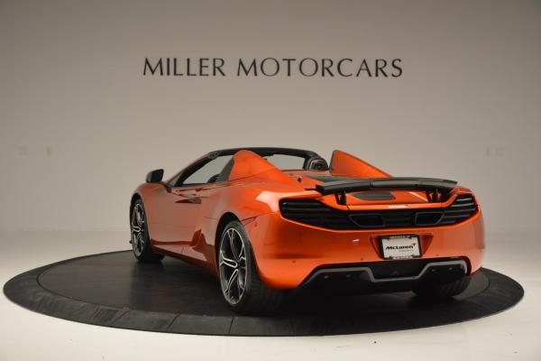 Used 2013 McLaren MP4-12C Base for sale Sold at Alfa Romeo of Greenwich in Greenwich CT 06830 5