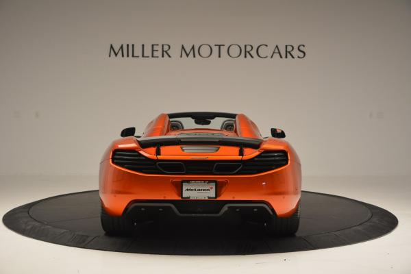 Used 2013 McLaren MP4-12C Base for sale Sold at Alfa Romeo of Greenwich in Greenwich CT 06830 6