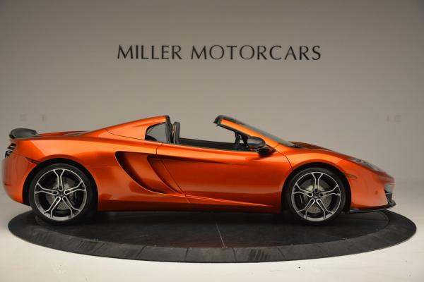 Used 2013 McLaren MP4-12C Base for sale Sold at Alfa Romeo of Greenwich in Greenwich CT 06830 9