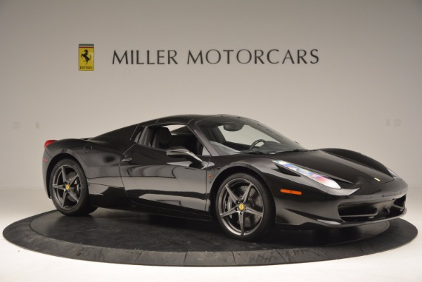 Used 2015 Ferrari 458 Spider for sale Sold at Alfa Romeo of Greenwich in Greenwich CT 06830 22
