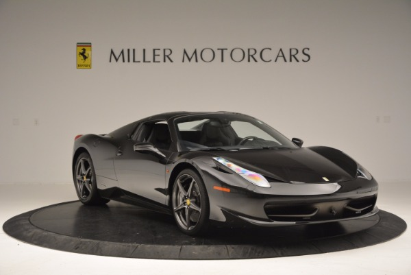 Used 2015 Ferrari 458 Spider for sale Sold at Alfa Romeo of Greenwich in Greenwich CT 06830 23