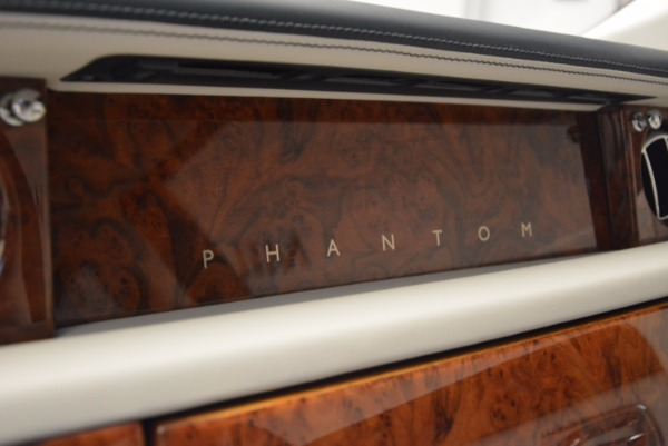 Used 2011 Rolls-Royce Phantom for sale Sold at Alfa Romeo of Greenwich in Greenwich CT 06830 15