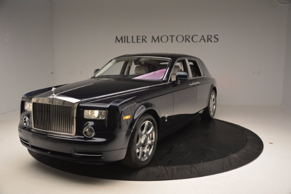 Used 2011 Rolls-Royce Phantom for sale Sold at Alfa Romeo of Greenwich in Greenwich CT 06830 2
