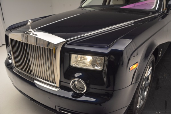 Used 2011 Rolls-Royce Phantom for sale Sold at Alfa Romeo of Greenwich in Greenwich CT 06830 8