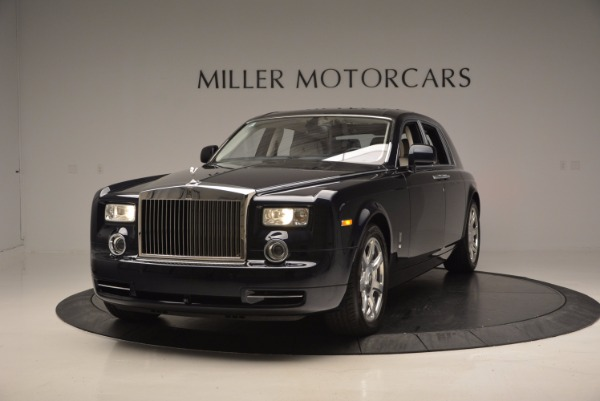 Used 2011 Rolls-Royce Phantom for sale Sold at Alfa Romeo of Greenwich in Greenwich CT 06830 1